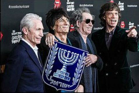 Charlie Watts, Keith Richards, Ronnie Wood and Mick Jagger will appear in Tel Aviv just as the holiday of Shavuot ends.