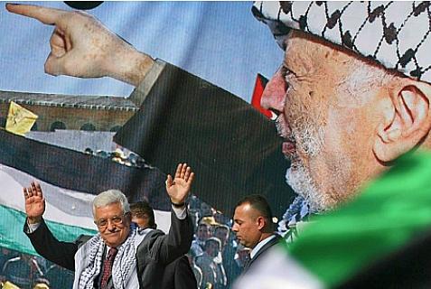 On the 10th death anniversary of Yasser Arafat, blasts strike Gazan Fatah houses and cars
