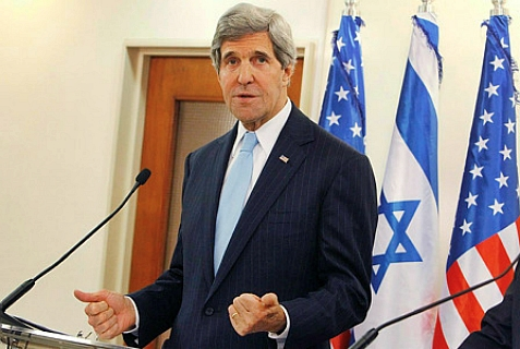 Secretary of State John Kerry, Jan. 2014