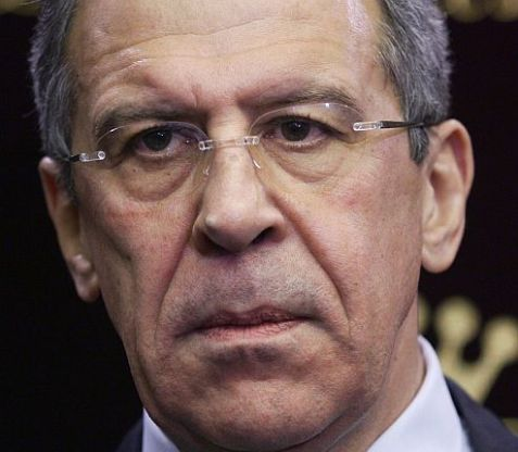 Russian Foreign Minister Sergei Lavrov (archive photo)