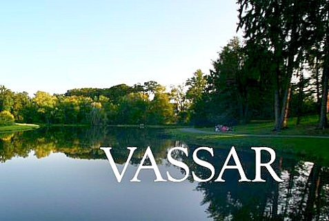 Vassar College, in Poughkeepsie, New York.