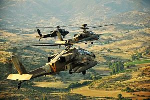 IDF and Hellenic Air Force both in the role of ally and enemy. The exercise also gave the IAF the chance to practice rescue missions while dealing with mountainous terrain and rapidly-changing weather.