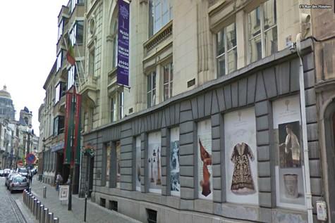Belgium Jewish Museum
