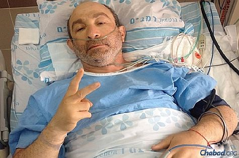 Kharkov's Jewish Mayor Gennady Kernes is recovering at Rambam Medical Center in Haifa after emergency surgery in Kharkov and a medical airlift to an Israeli hospital for follow-up treatment.