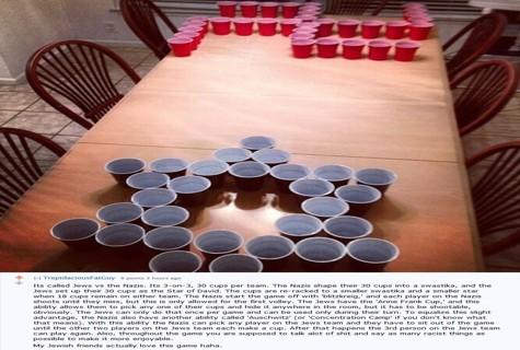 Nazi Drinking Game