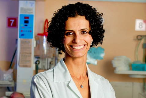 Rania Okby, Bedouin Israeli on faculty of Ben Gurion University Health Sciences School