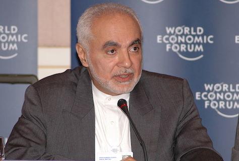 """Moderate"" Muslim leader Feisal Abdul Rauf"
