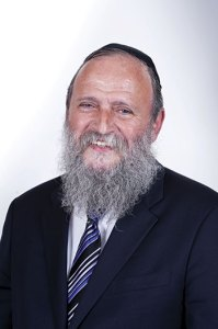 Rabbi Y. Boruch Sufrin