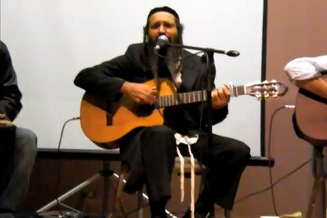 Yosef Karduner- Rebbe Shimon Bar Yochai - Washington Heights