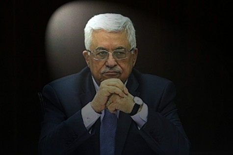 PLO / PA / Fatah leader Mahmoud Abbas.