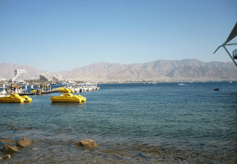 Bay of Eilat