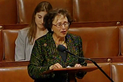 Congresswoman Nita Lowey (D)(NY-17).