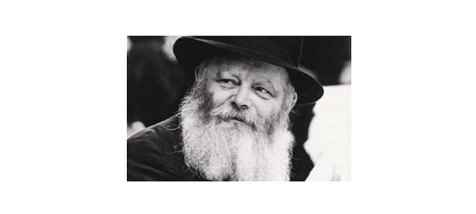 The seventh Lubavitcher Rebbe, Rabbi Menachem Mendel Schneerson