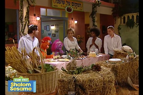 Shalom Sesame - Shavuot