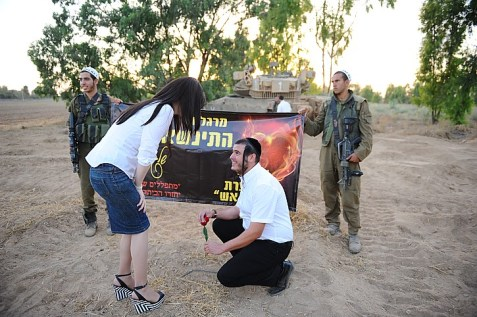 Engagement on the border