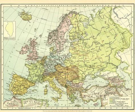 Europe_1918