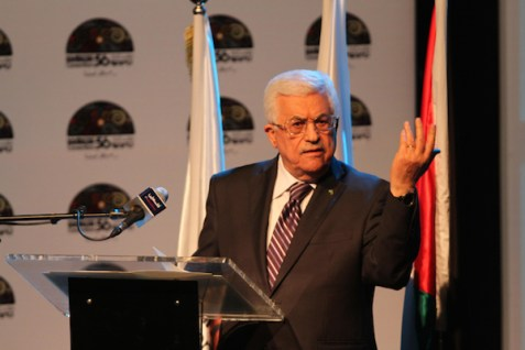 "Ramallah-based Fatah leader and Palestine Liberation Organization Chairman  Mahmoud Abbas still leads the faltering Palestinian Authority ""unity government,"" which includes Gaza's ruling Hamas terrorist organization."