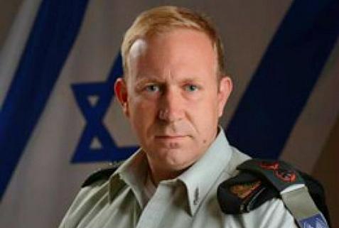 Lt. Col. Peter Lerner, IDF Spokesperson.