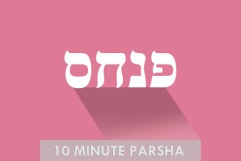 Pinchas 10 Minute Parsha
