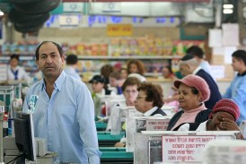 Rami Levy in one of his supermarkets.