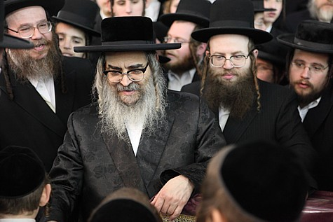 Satmar Rebbi