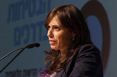 Likud outgoing Deputy Transportation Minister Tzipi Hotovely.