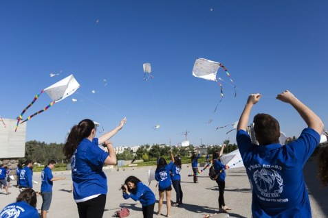 Kites for survivors