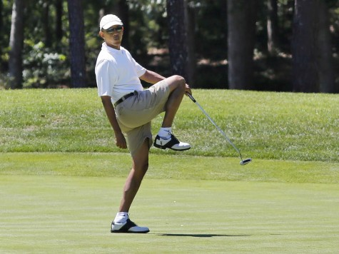 Obama may not be the best golfer in the world, but he thinks he is smart enough to know who speaks for Islam. expert on Islam.
