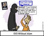 ISIS without Islam
