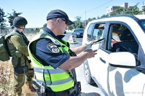 Police set up roadblocks throughout the Sharon region and beyond to track down terrorists believed to have infiltrated the area.