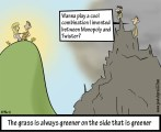 grass is greener ki tavo