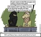 hamas and ISIS