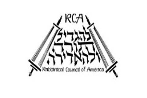 The Jewish Press » » RCA Issues Statement Regarding