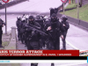 French SWAT teams move into position prior to assault on Paris kosher grocery