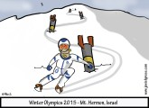 Winter Olympics - Israel Style