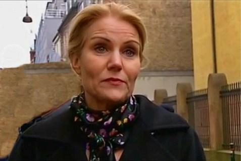 Helle Thorning-Schmidt, Denmark's Prime Minister. Feb. 15, 2015