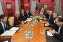 Talks between Iran and the P5+1 were likely to be extended beyond Obama's self-imposed deadline.