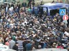 Funeral of Shalom Yochai Sherki
