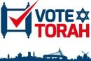 Vote Torah Logo