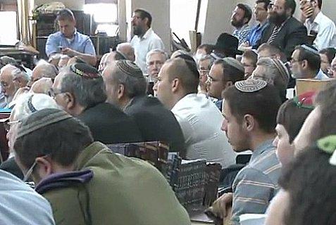 rav l inside yeshiva