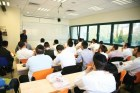 Charedi students getting a higher education