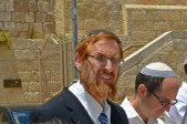 Rabbi Yehuda Glick, founder and head of the Temple Mount Heritage Foundation
