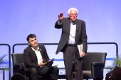 Bernie Sanders Heckled