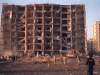 The bombed Khobar Towers