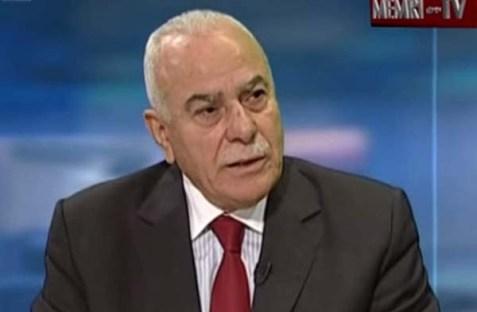 Abbas' advisor Sultan Abu Al-Eineinb