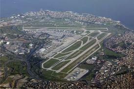 Ataturk Airport in Istanbul. (file)
