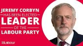 Jeremy Corbyn re-elected to lead the Labour Party.