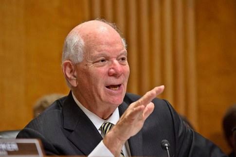 U.S. Senator Ben Cardin (D-DE)
