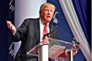 Donald Trump, U.S. presidential candidate. Photo taken Dec. 3, 2015.