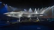 F35I Fighter Jet, 'Adir,' Unrolled at Ft. Worth Ceremony in Dallas, Texas in Presence of Defense Minister Avigdor Liberman, June 22, 2016